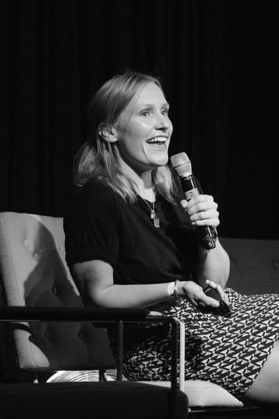 Stand-up-Comedienne und Illustratorin Ingrid Wenzel