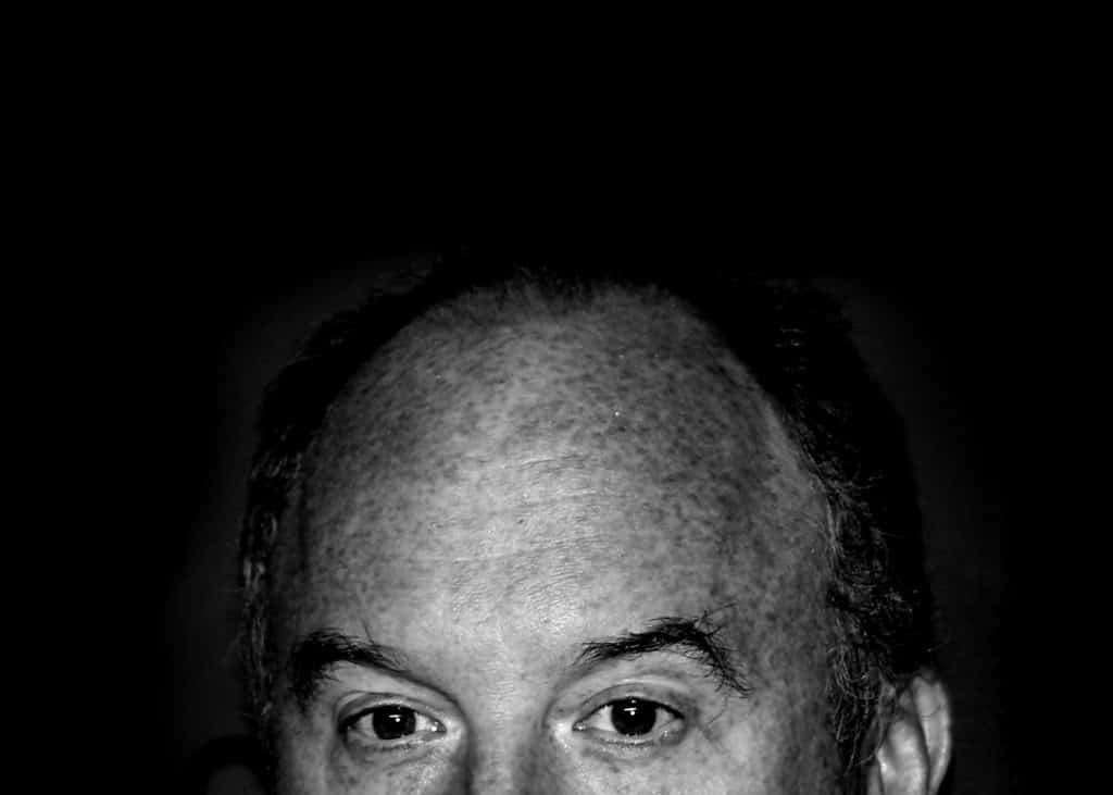 Der US-amerikanische Stand-up-Comedian Louis CK